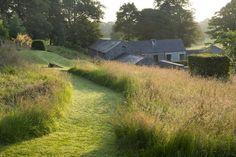 Сад июне Блейка в графстве Уиклоу «Сад Ирландии»