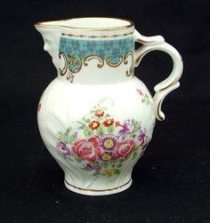 Royal Worcester Historic jug collection  Cabbage Leaf jug