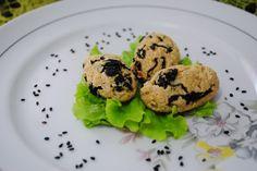 Receitas do Boi: Croquete de Tofu com Algas