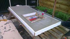 zelf een betonnen keukenblad maken