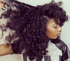 Chime's Hair.... - http://www.blackhairinformation.com/community/hairstyle-gallery/natural-hairstyles/chimes-hair/ #naturalhair #superlonghair #bighair