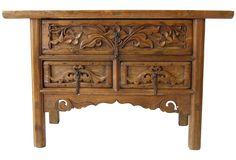 Antique Shanxi Coffer - One Kings Lane - Vintage & Market Finds - Furniture