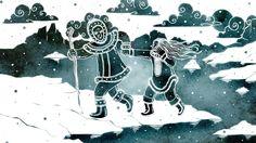 Résultats de recherche d'images pour «sedna inuit»