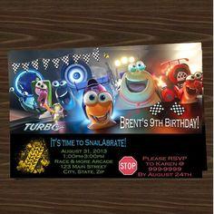 Turbo Invitations