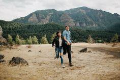 Portland Engagement Photos // Jessie+James - Sara K Byrne