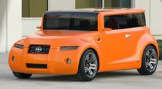 http://chicerman.com  carsthatnevermadeit:  Scion Hako Coupe Concept 2008. Toyota has this week announced the discontinuation of the their US-only Scion sub-brand so I thought Id make today Scion Thursday  #cars