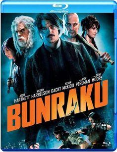 Bunraku (Blu-ray) 4,95€