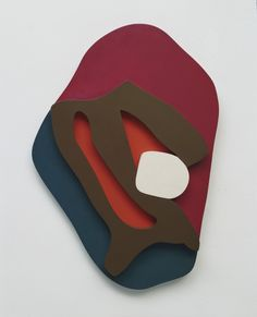 Jean Arp and Sophie Taeuber-Arp Jean Arp, Zurich, Tristan Tzara, Action Painting, Painting On Wood, Abstract Sculpture, Abstract Art, Abstract Shapes, Sophie Taeuber Arp