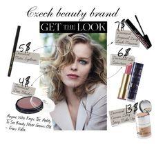 """""""Czech beauty brand - Dermacol & Eva Herzigová"""" by lenka078 ❤ liked on Polyvore featuring beauty"""