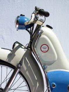 1950s Nassetti Aurora Scooter