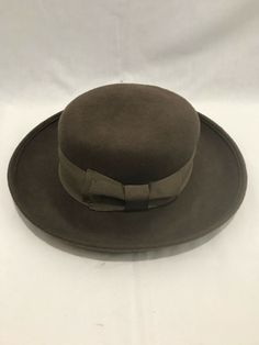 low priced ba9fe 1e15f Womens Scala Sun Hat One Size Chocolate Brown with ribbon  fashion   clothing  shoes