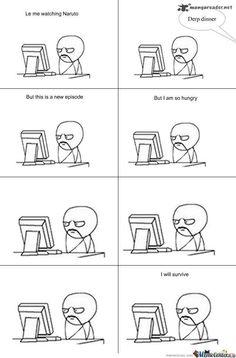 Naruto meme... :P so .LOL happens