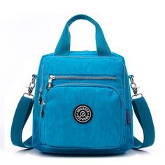Multifunction Waterproof Light Handbags Outdoor Shoulder Bags Crossbody Bags Bac - US$24.99