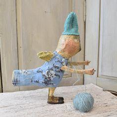 Julie Arkell Doll Creature