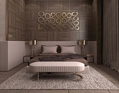"""Check out new work on my @Behance portfolio: """"Master Bedroom, Palace, KSA."""" http://be.net/gallery/54002981/Master-Bedroom-Palace-KSA"""