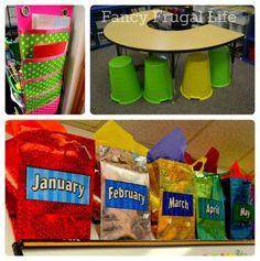 Ideas para organizar tu clase o salón (18)