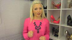 Outfit du Jour - Neon Pink + Cobalt - 3/5/13 Cobalt, Neon, Tank Tops, Blouse, Pink, Outfits, Women, Fashion, Moda