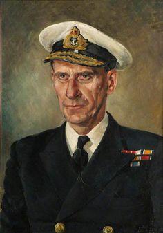Rear-Admiral Sir Kenneth Alexander Ingleby-Mackenzie (1892–1961)