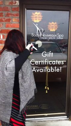 Body Nouveaux Spa gets a visit from all of Team Argyle! @ArgyleOctopus #promoProducts