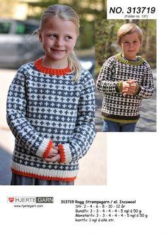 Ragg strømpegarn, ensfarvet garn fra Hjertegarn, 50 gr 77 m Knitting For Kids, Baby Knitting, Baby Barn, Disney Animator Doll, Christmas Sweaters, Knitwear, Knit Crochet, Sewing, Children