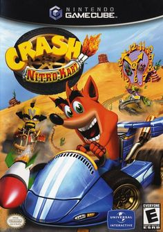 Title: Crash Nitro Kart (Nintendo GameCube, 2003) UPC: 020626720274 Condition: Pre-owned. Included: Game Disc, Game Case, Game Case Artwork. Item Tested And Works. No instruction Manuel Shipping: Orde