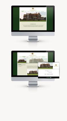 Se realizaron ajustes de diseño en su página web y se le instaló un administrador de noticias.