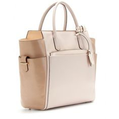 Reed Krakoff atlantique bag in tan. would be concerned about it getting dirty or showing marks