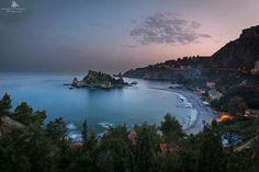 Taormina La Perla del Mediterraneo..!!