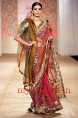 Ashima Leena bridal collection - wedding dress collection | My Shaadi
