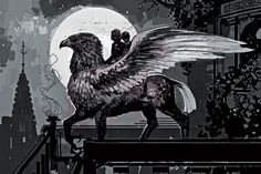 The Harry Potter Movies Were Supposed To Be A LOT Scarier #refinery29  http://www.refinery29.com/2014/11/78047/scary-harry-potter-concept-art#slide-2  Buckbeak...