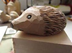 easy beginner wood carvings - Google Search