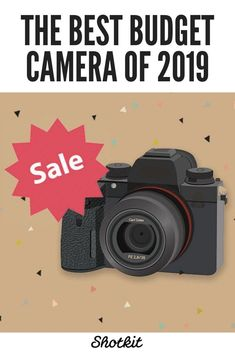 Don't miss this revealing guide to the best budget camera of the year. 5 great bang-for-your-buck cameras to take better photos for less money. Photography Software, Photography Cheat Sheets, Photography Gear, Photography For Beginners, Photography Equipment, Photography Business, Photography Tutorials, Digital Photography, Amazing Photography