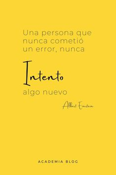 Frases para emprendedores #academiablog #instagramtips #frases Academia, Blog, Marketing, Instagram, Movie Posters, Followers, Inspirational Quotes, Qoutes, Messages