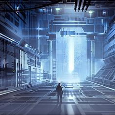 Sci-fi Interior                                                                                                                                                                                 More