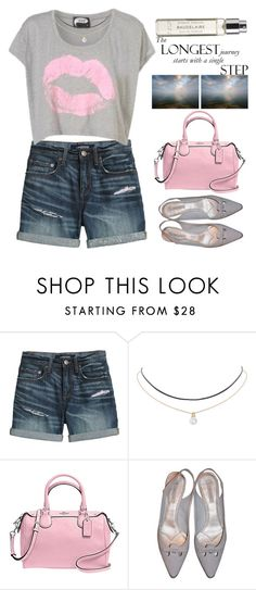 """""""Journey"""" by grozdana-v ❤ liked on Polyvore featuring Canvas by Lands' End, Humble Chic, Coach, Marc Jacobs and Byredo"""