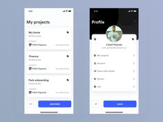 Projects and Profile by Johny vino™