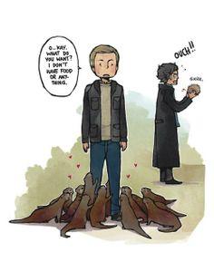 Watson & Holmes [fan art]