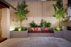Patio Patio and Courtyard Design Ideas, including Outdoor Furniture Backyard Seating, Outdoor Seating Areas, Garden Seating, Backyard Landscaping, Backyard Waterfalls, Backyard Ponds, Modern Patio Design, Contemporary Patio, Small Outdoor Spaces