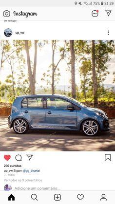 Volkswagen Up, Vw Up, Car Car, Wheels, Instagram, Dreams, Cars