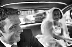 Wedding: NYC taxy ride