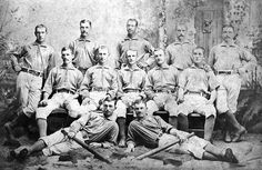 May 1, 1884 - Moses Fleetwood Walker, a catcher, made his debut with the Toledo Blue Stockings of the American Association, then a major league, becoming the first black player in major league history. Walker, who batted .263 in 42 games in his only season, predated Jackie Robinson, the first modern African-American major leaguer, by 63 years.