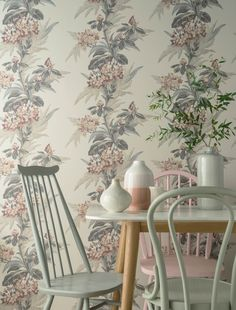 Aurora Beach is a high coloured, botanical wallpaper with a painterly look capturing nature's elegance. Discover quality, luxury wallpaper for your home. Beach Wallpaper, Botanical Wallpaper, Luxury Wallpaper, Colorful Wallpaper, Carpet Fitters, What's Your Style, Inspirational Wallpapers, Soft Colors, True Colors