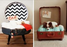 10 inspirerende ideeën voor het hergebruiken van een vintage koffer