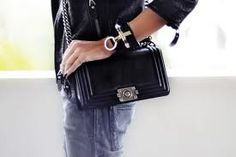are you interested in Chanel boy bag?