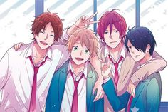 Nijiiro Days anime is coming real soon in January! I'm so excited! It's an awesome manga!