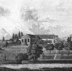 Longwood was Napoleon residence on Saint Helena British Territory 10 Dec 1815 until His  death 5 May 1821
