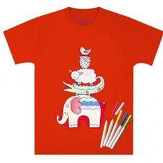 ZOO t-paita punainen