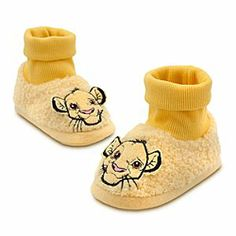 3d781a7e7974d Disney Simba Slippers for Baby