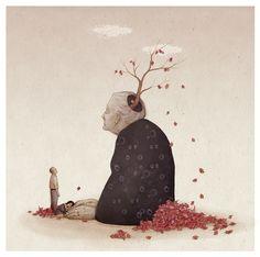 withering memories - juliayellow
