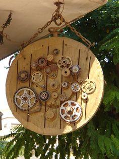 Ρολόι από Γρανάζια